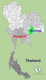Buriram Province