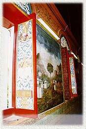 Wat Poramai-yikawat Koh Kred (วัดปรมัยยิกาวาส เกาะเกร็ด)