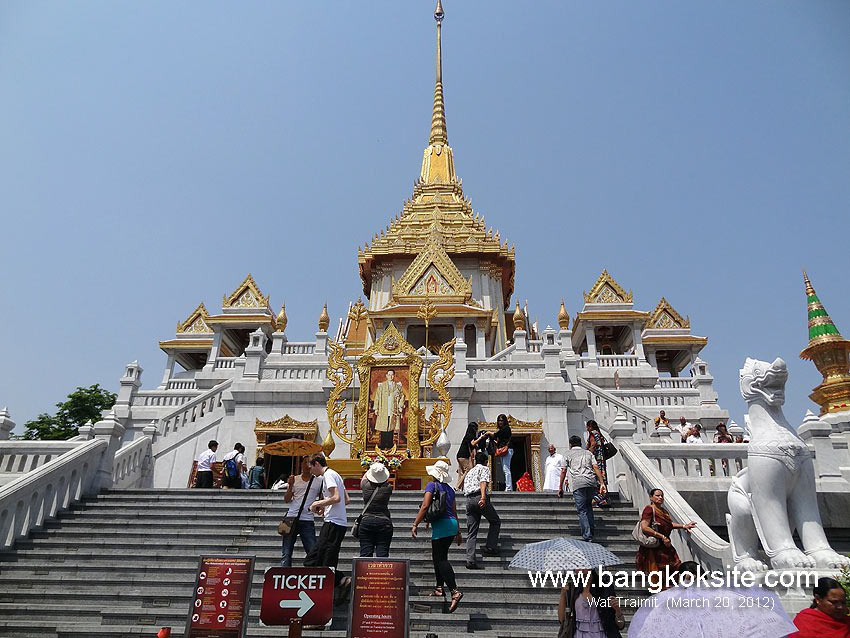 Wat Traimit (Golden Buddha)